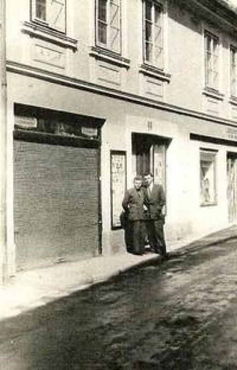 Breschan Papierhandel 1916