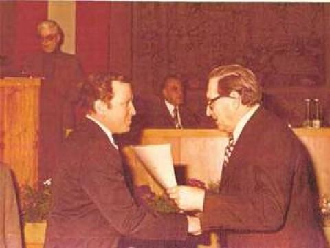 Mag. Heinz Breschan 1995