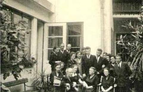 Breschan Papierhandel 1957