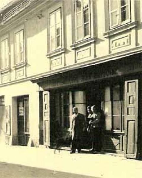 Breschan Papierhandel 1967